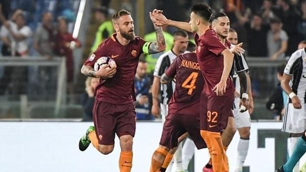 Italiano: Melhores momentos de Roma 3 x 1 Juventus