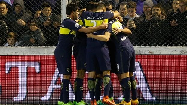 Argentino: Melhores momentos de Olimpo 2 x 2 Boca Juniors (campeão)