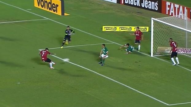 Série B: Gols de Goiás 1 x 1 Brasil de Pelotas