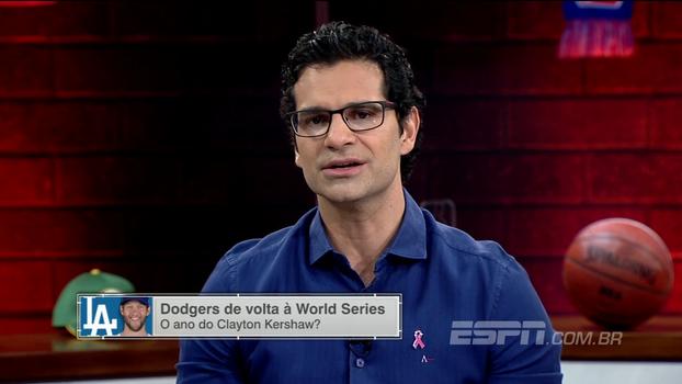 ESPN League: Paulo Antunes relembra último título dos Dodgers em 1988