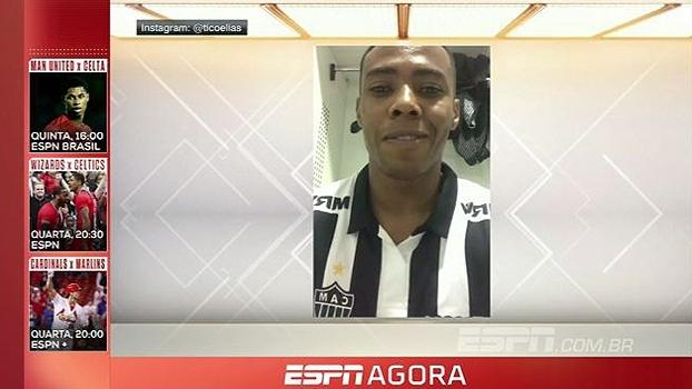 Título duplo? Elias comemora conquista do Atlético-MG e de outro campeão estadual