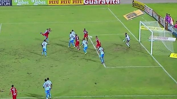 Série B: Gols de CRB 2 x 1 Paysandu