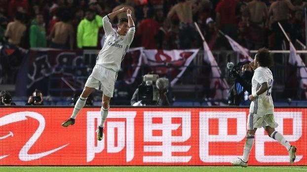 Mundial de Clubes (final): Melhores momentos de Real Madrid (campeão) 4 x 2 Kashima Antlers
