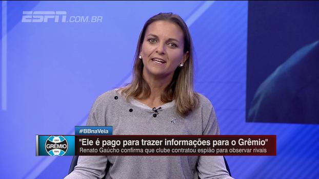 Ju Cabral comenta frase de Renato: 'No país em que a gente vive, esse tipo de esperteza é que a gente menos quer ver'