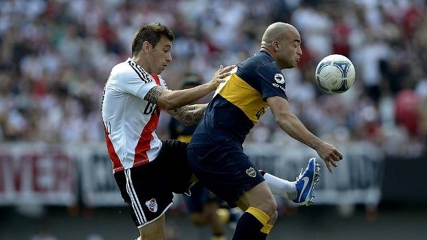 Argentino: Gols de River Plate 2 x 2 Boca Juniors