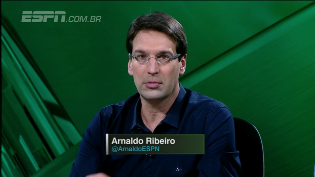 Arnaldo analisa 'jogo acima da média' entre Independiente e Fla e elogia: 'É mais um time argentino com padrão'