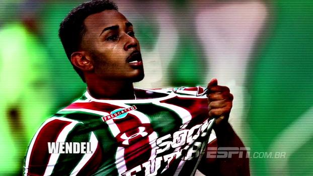 Veja o que o Fluminense perde se Wendel realmente for jogar na Rússia