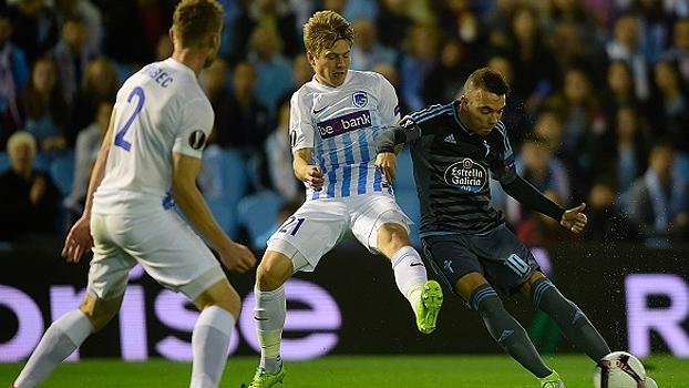 Celta de Vigo vence Genk por 3 a 2 em casa pela Europa League; confronto está aberto