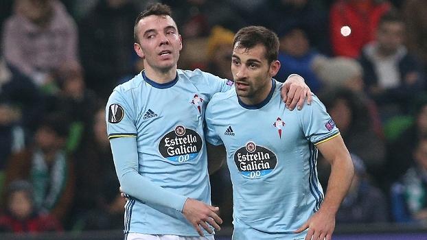 Assista aos gols da vitória do Celta sobre o Krasnodar por 2 a0 acf53a84303c5