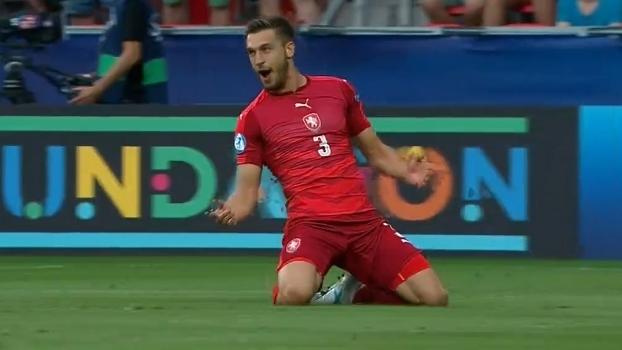 República Tcheca surpreende, bate a Itália e embola tudo na Eurocopa sub-21