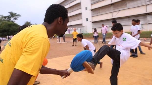Junto de Diogo Silva e Zezé Sales, a Caravana do Esporte desembarca em Palmas