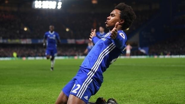 Premier League: Gols de Chelsea 4 x 2 Stoke City
