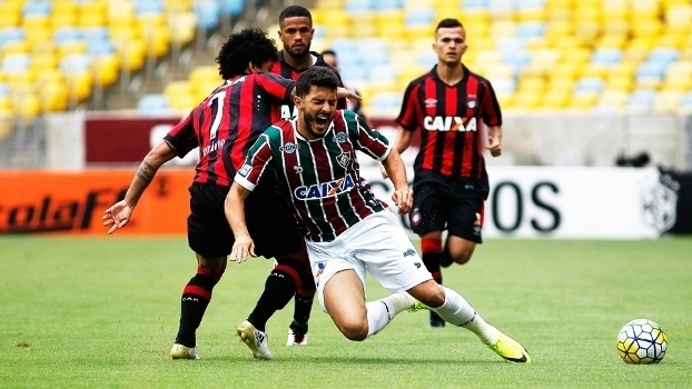 Brasileiro: Gols de Fluminense 1 x 1 Atlético-PR