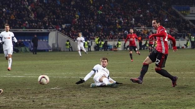 UEFA Europa League: Gols de Zorya Luhansk 0 x 2 Manchester United