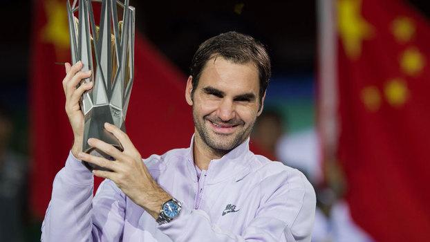 Assista aos lances da vitória de Federer sobre Nadal por 2 sets a 0 no Masters 1000 de Xangai