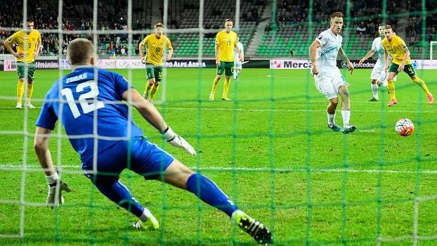 Resultado de imagem para Lituânia vs Eslovênia