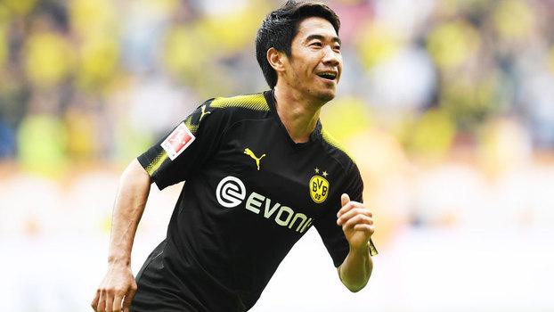 Veja os gols de Augsburg 1 x 2 Borussia Dortmund