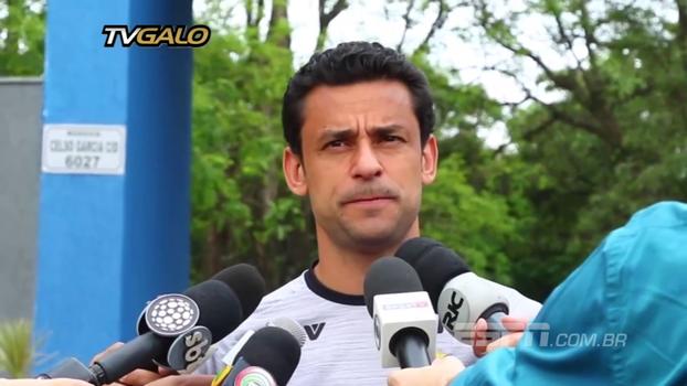 Fred fala sobre jejum de gols e valoriza decisão da Primeira Liga: 'Taça é taça'