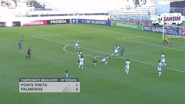 Edu de Meneses conta como foi a vitória do Palmeiras sobre a Ponte