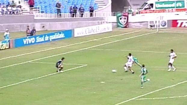 Valdívia fez gol, Cavalieri pegou pênalti, e Palmeiras venceu Flu no Maracanã em 2007