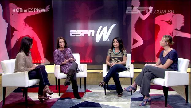 Com presença de Mônica Sousa, Olhar espnW dessa quarta fala de 'empoderamento feminino'