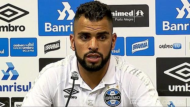 Maicon projeta duelo na Libertadores, mas desabafa após eliminação: 'A gente está p***'