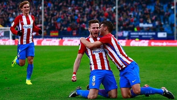 LaLiga: Gol de Atlético de Madrid 1 x 0 Las Palmas