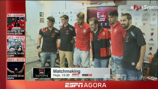 Inscrições para a peneira do time de E-Sports do Flamengo abrem nesta terça; Felipe Felix traz as informações