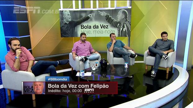 Zé Elias analisa declaração de Felipão sobre Tite e não acredita que Palmeiras tenha entregado em 2010