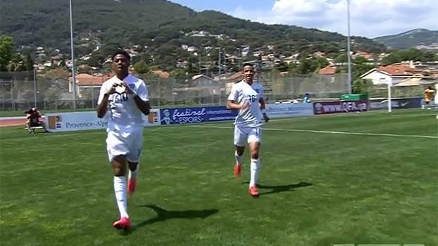 Depois de empatar na estréia, Inglaterra vence Costa do Marfim no Mundial Sub21 de Toulon
