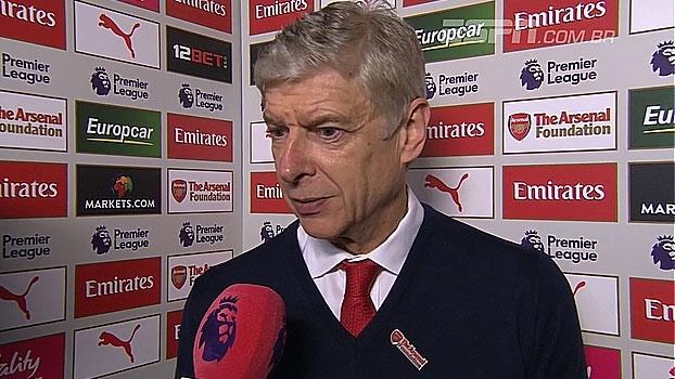 Após vitória de virada sobre o Stoke, Wenger fala sobre Gabriel Paulista e sequência na Premier League