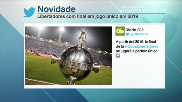Rafa Oliveira e Marra opinam sobre final da Libertadores em jogo único e mostram contraste entre Europa e América do Sul