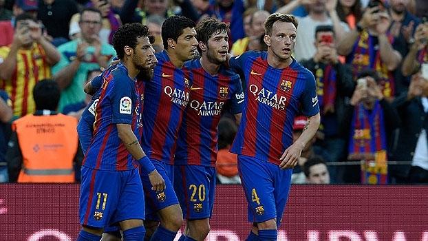 LaLiga: Gols de Barcelona 4 x 1 Villarreal