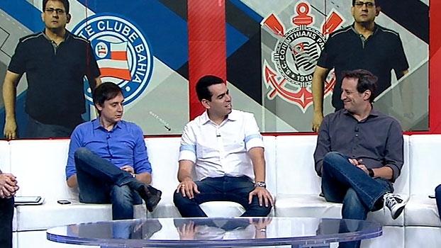 Reunião com Corinthians, negociações e mais: Presidente do Bahia explica ida a São Paulo