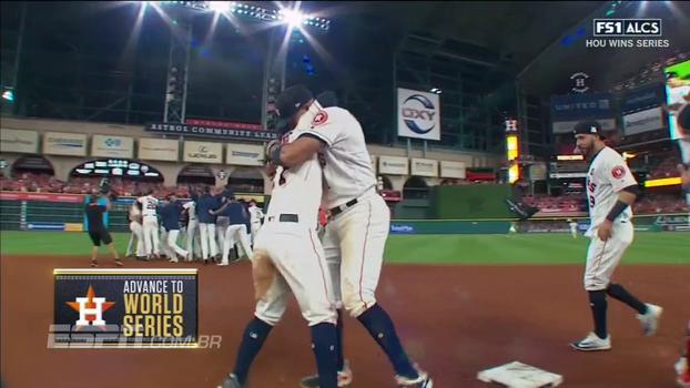 Astros vencem Yankees no jogo 7 e avançam à grande final da MLB