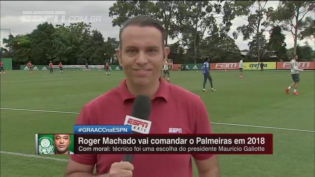 Eduardo de Meneses revela insatisfação de parte da torcida com Roger, fala sobra a pressão no novo treinador e lista jogadores que podem sair