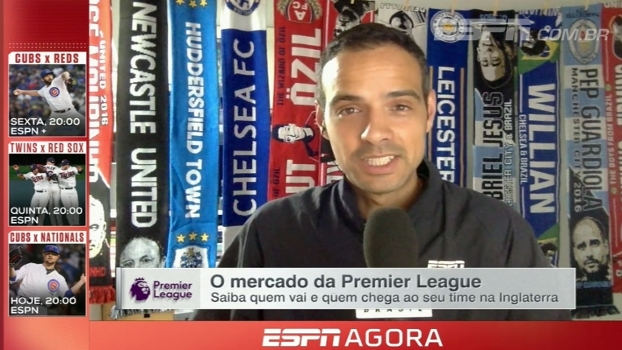 Idas e vindas na Premier League; João Castelo Branco traz as negociações do futebol inglês