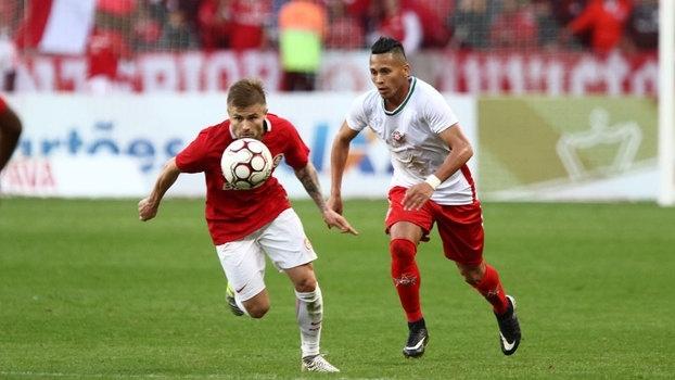 Série B: Gol de Internacional 0 x 1 Boa Esporte