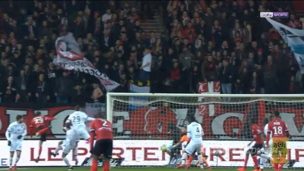 Assista aos melhores momentos da vitória do Guingamp sobre o Dijon por 4 a 0!