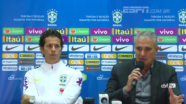 Tite exalta atuação de goleiro boliviano e aprova partida do Brasil na altitude: 'Jogar aqui é muito difícil'