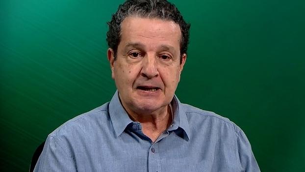 Juca chama Kléber de irresponsável e diz: 'Invariavelmente, ele evita jogar contra o Corinthians'