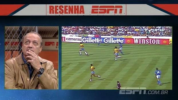 Leandro relembra tragédia de Sarriá em 82: 'Me pego sonhando com jogo'