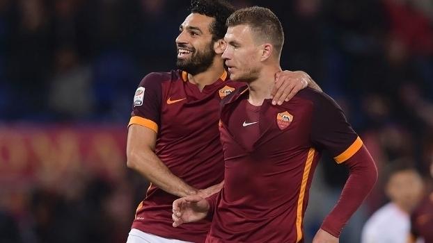 Italiano: Gols de Napoli 1 x 3 Roma