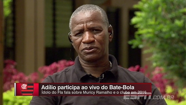 Ídolo do FLa, Adílio diz que saída precoce de jogadores para o exterior tem acabado com futebol