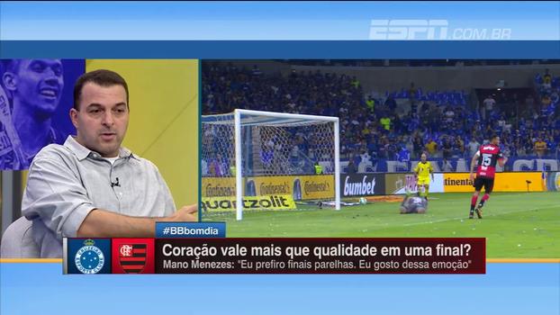 Zé Elies vê jogos decisivos cada vez mais táticos, estudados e mais defensivos: 'O futebol se tornou um xadrez'