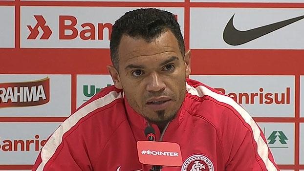 Ceará fala em 'esperança' no Inter: 'Sempre assumi minha responsabilidade'