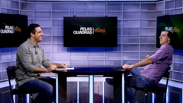 Todos os dias, a partir de segunda-feira, acompanhe o 'Pelas Quadras', às 19h, na ESPN  e no WatchESPN