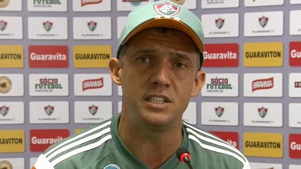 Eduardo Baptista comenta mudanças no time: 'Fluminense mais encorpado'