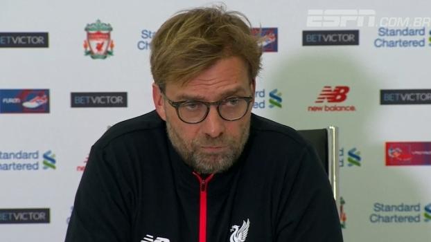 Após bom desempenho no 1º turno, Klopp afirma que Liverpool 'estará pronto de novo'