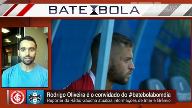 Por que Nico López não é titular no Inter? Repórter da Rádio Gaúcha explica situação